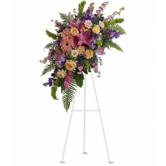 Heavenly Grace Spray by Teleflora