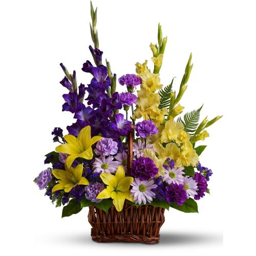 Basket of Memories by Teleflora