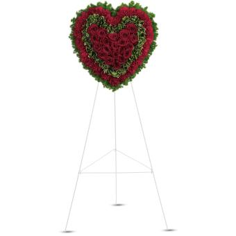 Majestic Heart by Teleflora